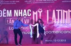 Le 7e spectacle musical de l'Amérique latine à Hanoi