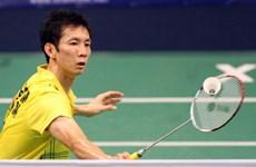 Badminton : Tiên Minh à la 42e place mondiale
