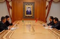 Vietnam - Turkménistan: Renforcer la coopération au développement