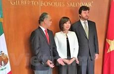 La Chambre des députés du Mexique veut approfondir les relations avec le Vietnam