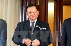 Le président du Sénat cambodgien termine sa visite officielle au Vietnam
