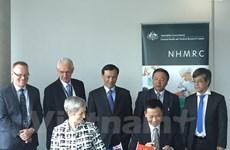 Vietnam et Australie débutent un programme de coopération dans la santé