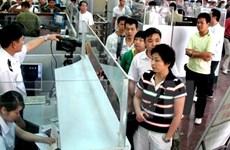 Les automobilistes autorisés à circuler via la frontière vietnamo-chinoise