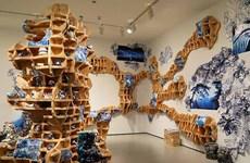Exposition artistique Vietnam - États-Unis