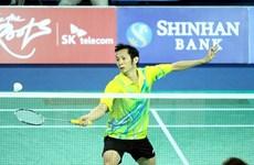 Badminton : Tien Minh retrouve le top 40 mondial