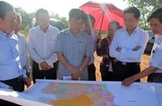Accélération du projet d'aéroport international de Long Thành