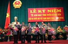 70 ans des élections législatives : rencontre avec d'anciens députés de Ha Giang