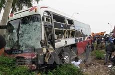 Accidents de la route : 65 morts durant les trois jours de congés du Nouvel An