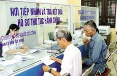 Lancement d'un projet sur la réforme administrative à Quang Binh