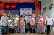 Nouvel An lunaire : plein de cadeaux pour les pauvres
