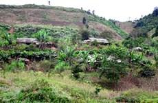 Stabiliser la vie de la population du district de Muong Nhe