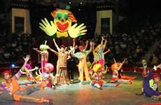 Bientôt le Gala international du Cirque à l'occasion du Nouvel An 2016