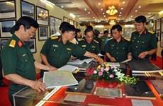 Exposition sur Hoàng Sa, Truong Sa à Ho Chi Minh-Ville