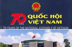 Publication d'un livre de photos sur l'Assemblée nationale du Vietnam