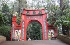 Plus de 4.500 milliards de dôngs pour préserver le Temple des rois Hung