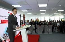 Inauguration du consulat général de Hongrie à Ho Chi Minh-Ville
