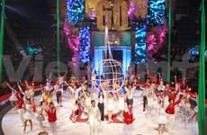 Ouverture du Gala international du cirque 2016 à Hanoi