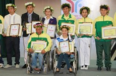 Les sportifs de Hô Chi Minh-Ville récompensés