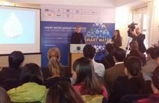 La Suède lance le concours d'innovation intelligente sur l'eau au Vietnam