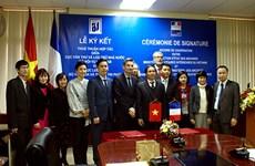 Vietnam-France : coopération dans le secteur des archives