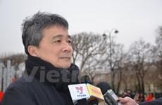 Des Viet kiêu en France confiants en le succès du congrès du Parti