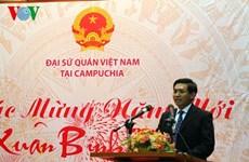 Les Viet Kieu au Cambodge et à Macao fêtent le Têt du Singe 2016