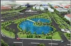 Hanoi crée le parc industriel de Dông Anh