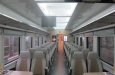 Mise en service des trains de haute qualité SE5/6 et SE7/8 sur la ligne Hanoi-HCMV