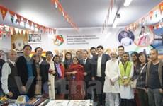 Le Vietnam au Salon international du livre de Calcutta (Inde)