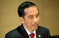Le président indonésien en visite au Timor-Leste