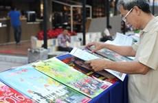 Ho Chi Minh-Ville: lancement de la fête du journal du Têt 2016