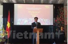 La communauté vietnamienne à l'étranger fête le Têt du Singe