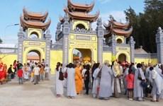 Inauguration de l'Institut bouddhique Truc Lâm de la province de Trà Vinh