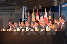 Adoption d'une résolution sur la signature du TPP