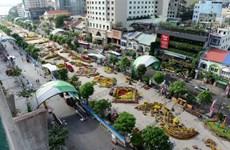 De nombreuses activités à HCM-Ville durant le Têt traditionnel