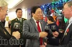 Le diaspora vietnamienne en Russie fête le Têt du Singe