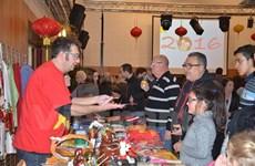 Le Têt traditionnel du Vietnam en Inde et en France