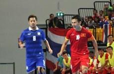 Le Vietnam se qualifie en quart de finale du Championnat de futsal d'Asie 2016