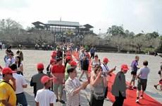 Un nombre record de touristes chinois visite le Vietnam pendant le Têt