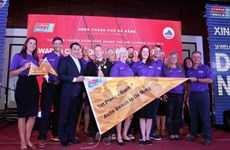 Clipper Race 2015-2016: remise des prix de l'étape « Dà Nang-Nouvelle découverte en Asie »