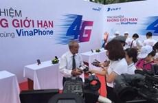 Les opérateurs de téléphonie mobile en course pour la 4G