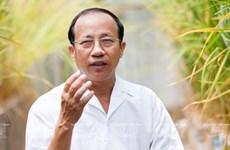 Nguyên Viêt Cuong et les variétés de riz pour les terres alunées de Dông Thap Muoi