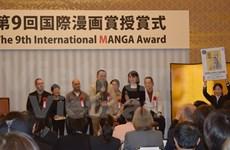 International Manga Award : un prix d'argent pour des Vietnamiens