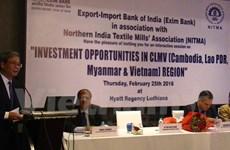 Le Vietnam appelle à l'investissement indien dans le textile et l'habillement