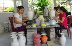 Favoriser l'accès des femmes aux ressources de développement
