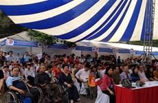 Handicap International au chevet des personnes atteintes de lésions cérébrales