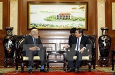 Ho Chi Minh-Ville accueille favorablement les investisseurs britanniques
