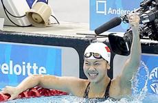 La nageuse Anh Vien remporte de l'argent en Floride