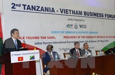 Forum d'affaires Vietnam-Tanzanie