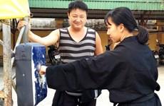 Nguyên Kim Hoàng, un maître d'arts martiaux aveugle